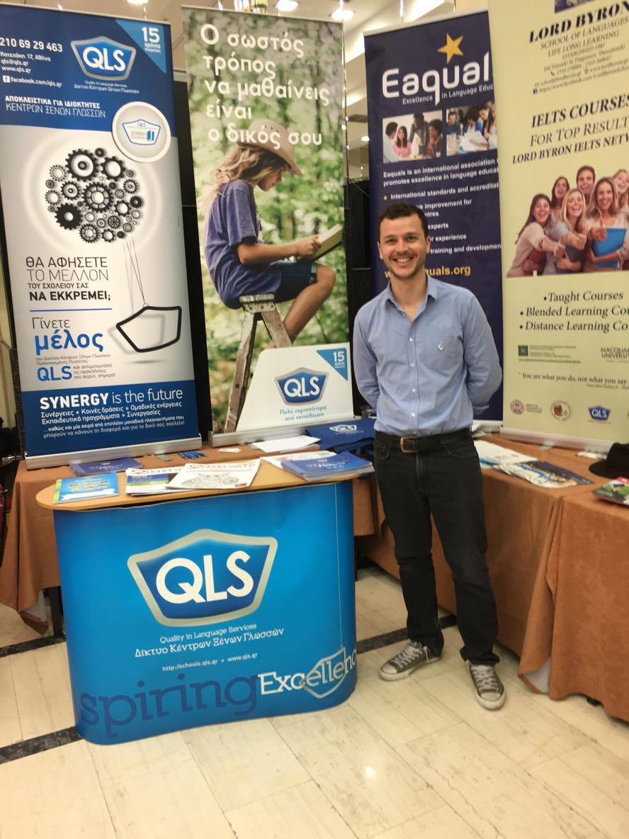 QLS   Network of certified Foreign Language Schools in Greece